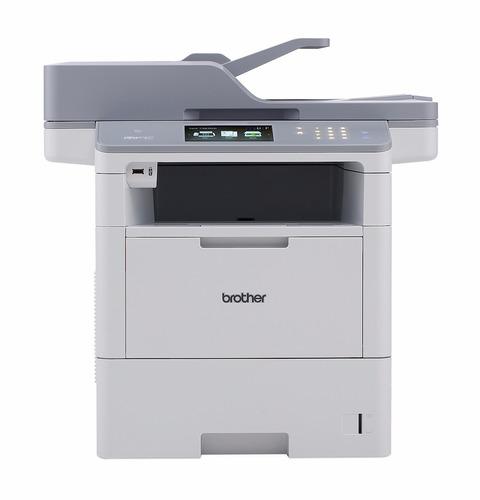 fotocopiadora brother mfc-l6900 dw full duplex oficio 50ppm