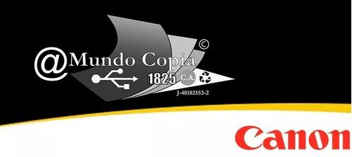 fotocopiadora canon 1025 if, red, scanner!!, blanco negro!!!