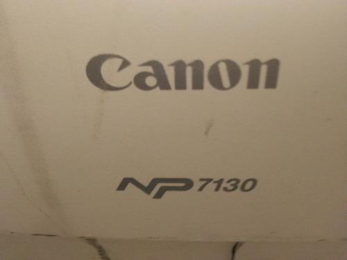 fotocopiadora canon 7130