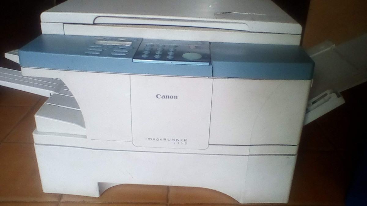 CANON IMAGERUNNER 1310 WINDOWS 8 DRIVER