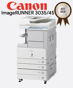 DRIVER UPDATE: CANON IMAGERUNNER 3035 SCANNER
