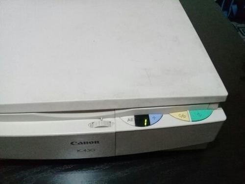 fotocopiadora canon k430 portatil carta y oficio