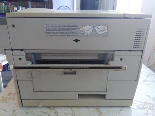 fotocopiadora canon np7130  reparar o repuesto