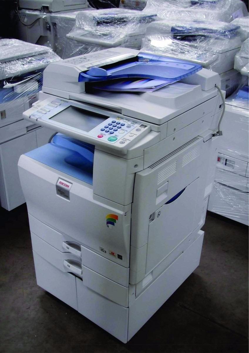 Fotocopiadora Color Ricoh Mp C2550 Impresora Profesional