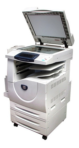 fotocopiadora color xerox 7132 a3 usada incluye tóner y drum