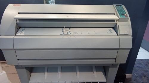 fotocopiadora de planos oce 7055