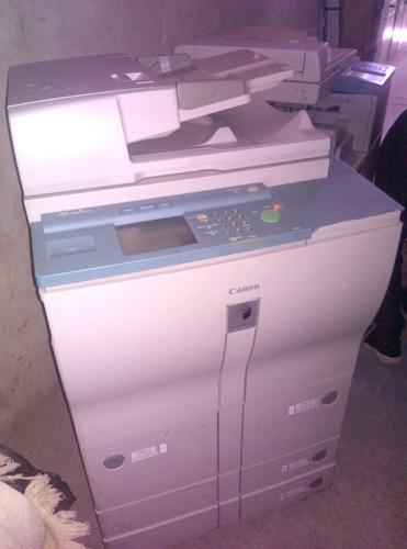 fotocopiadora impresora canon ir5000 o cambio