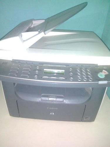 fotocopiadora impresora canon mf4350d , multifuncional-usada