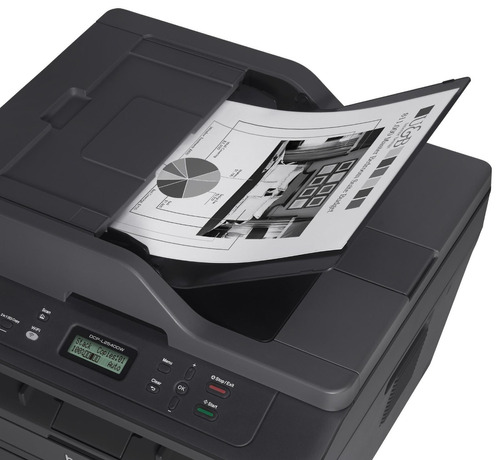 fotocopiadora impresora en red scaner brother dcp-l2540dw