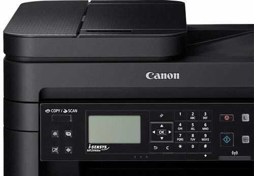 fotocopiadora impresora escáner canon mf244dw duplex wifi