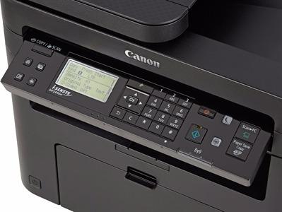 fotocopiadora impresora escáner canon mf249dw duplex wifi