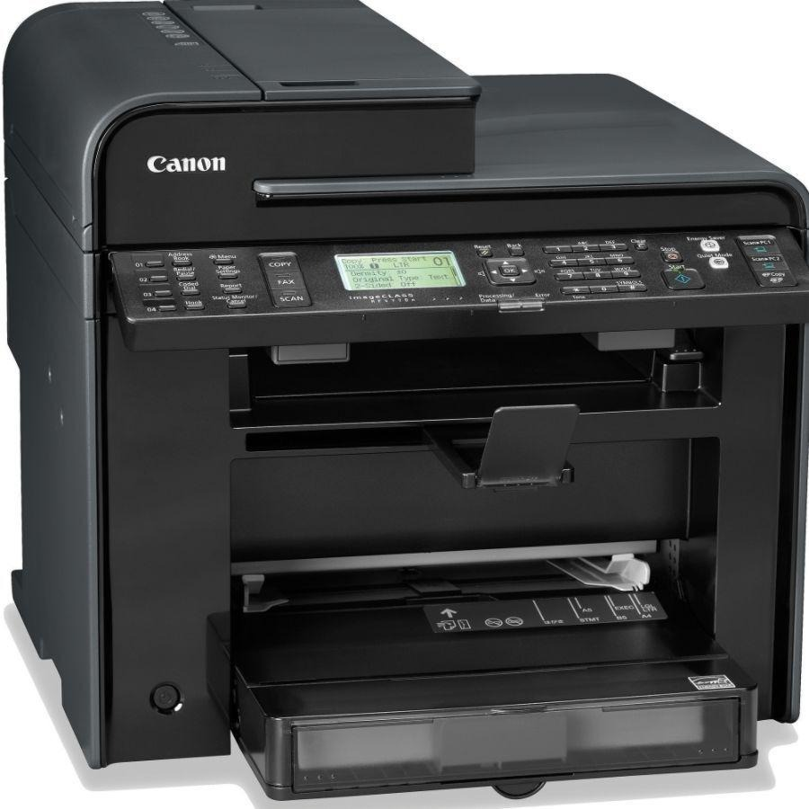 Fotocopiadora Impresora Fax Esc 225 Ner Canon Mf4770n