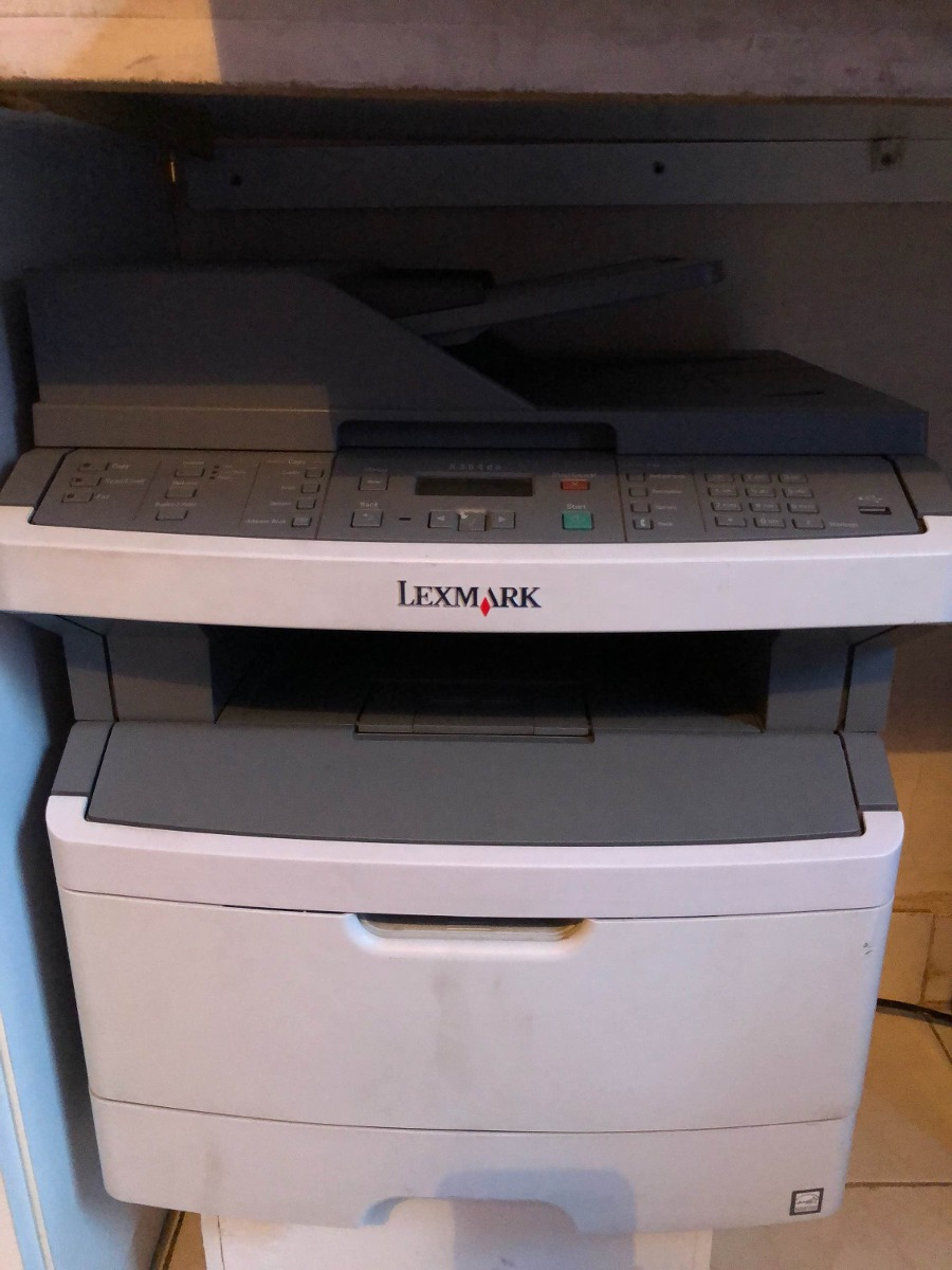 DRIVERS FOR LEXMARK 364DN
