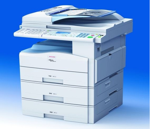 fotocopiadora impresora multifuncional ricoh mp 171
