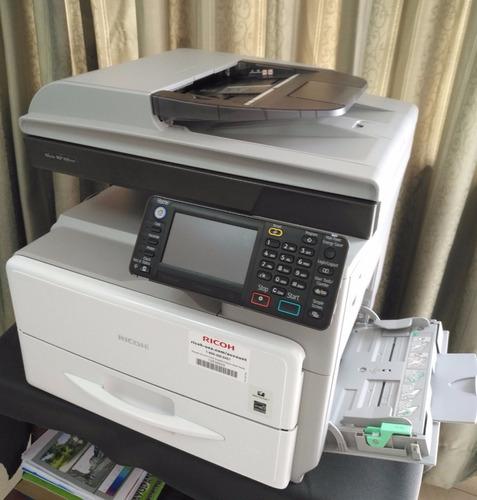 fotocopiadora impresora ricoh mp 301 spf