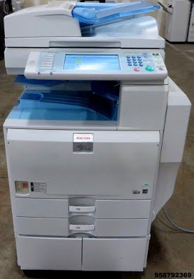fotocopiadora impresora ricoh mp 5000 (p.c.u  nueva)