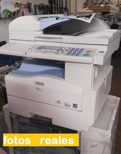 fotocopiadora láser ricoh mp201 importada promoción