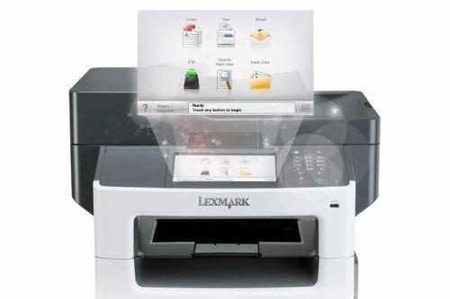 fotocopiadora lexmark multifunción mx611 mx611dhe duplex red