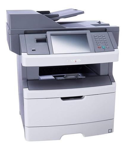 fotocopiadora lexmark x464 - reacondicionada