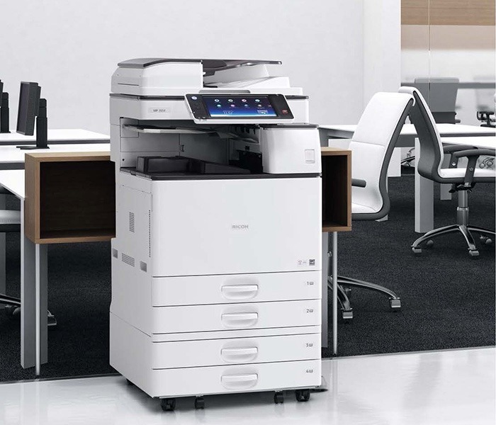 Ricoh MP 3554 Printer XPS Treiber Windows XP