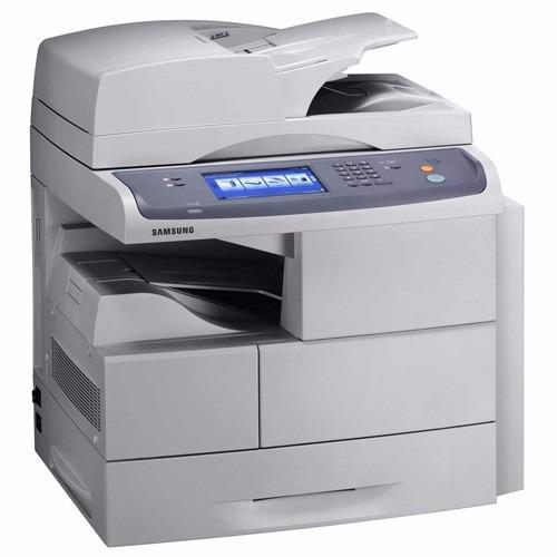 fotocopiadora multifunción samsung scx 6555nx multiexpress