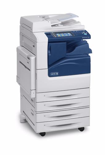 fotocopiadora multifuncion xerox 7225i color a3, dist oficia