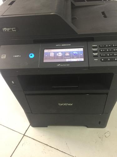 fotocopiadora multifuncional brother 8155