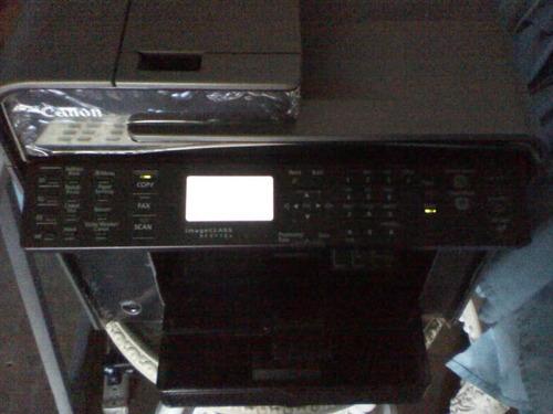 fotocopiadora multifuncional canon mf4770n 170 viejos verdes