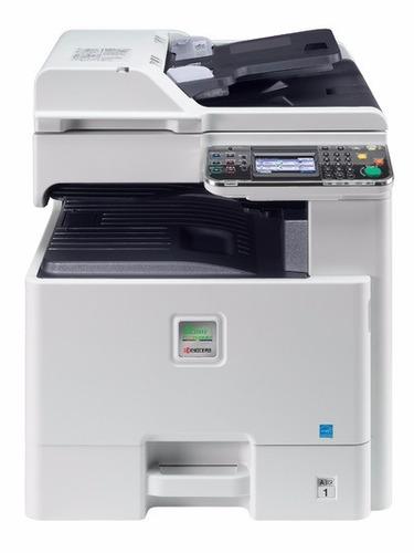 fotocopiadora multifuncional  kyocera fs-c8520mfp
