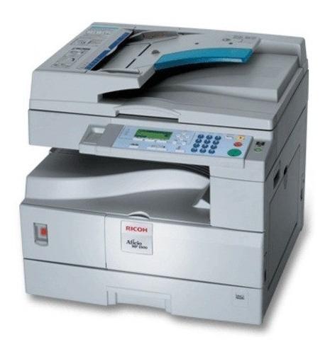 fotocopiadora multifuncional ricoh aficio mp1600