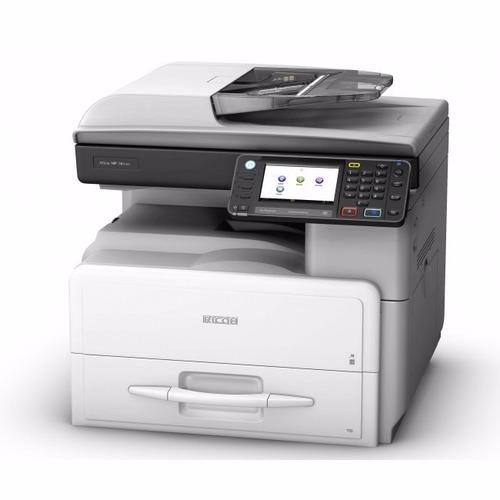fotocopiadora multifuncional ricoh aficio mp301 promocion