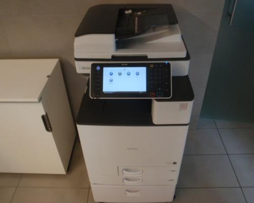 fotocopiadora multifuncional ricoh mpc 3503