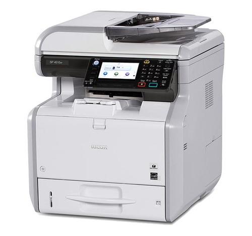 fotocopiadora multifuncional ricoh sp 4510sf nueva