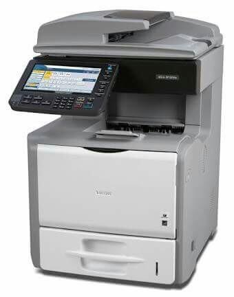 fotocopiadora rico sp 5200