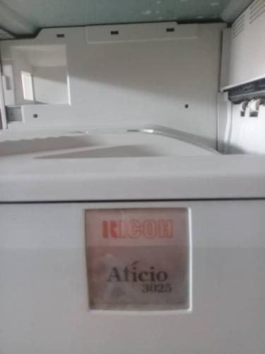 fotocopiadora ricoh 3025
