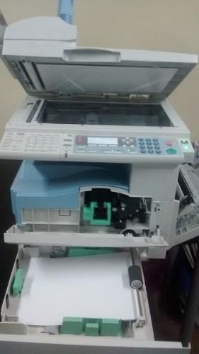 fotocopiadora ricoh aficio mp 171 con printer sistema duplex