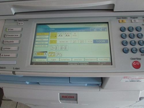 fotocopiadora ricoh aficio mp 3351