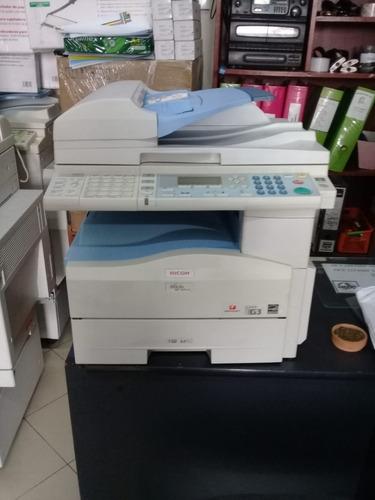 fotocopiadora ricoh mp 201 .impresora scaner a full color