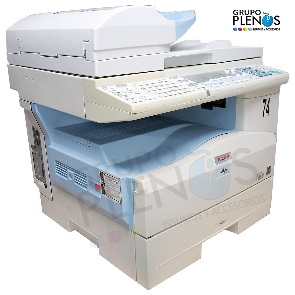 DOWNLOAD DRIVERS: RICOH MP161