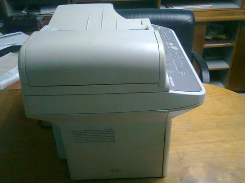 fotocopiadora samsung scx4521f