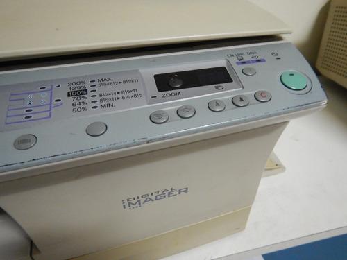 fotocopiadora sharp modelo ar-151