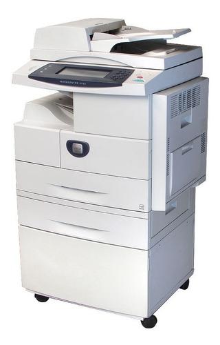 fotocopiadora xerox 4150 usada incluye toner y drum