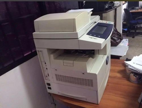 fotocopiadora xerox workcentre 4150 leer descripcion