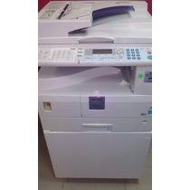 Fotocopiadoras Ricoh Mp 1600 (con Conectividad)