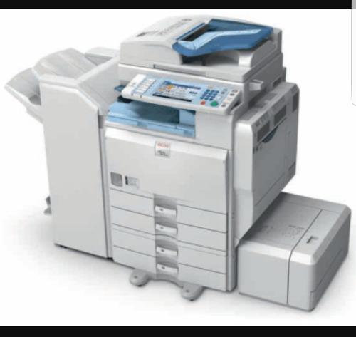 fotocopiadoras multifuncion impresoras color laser alquiler