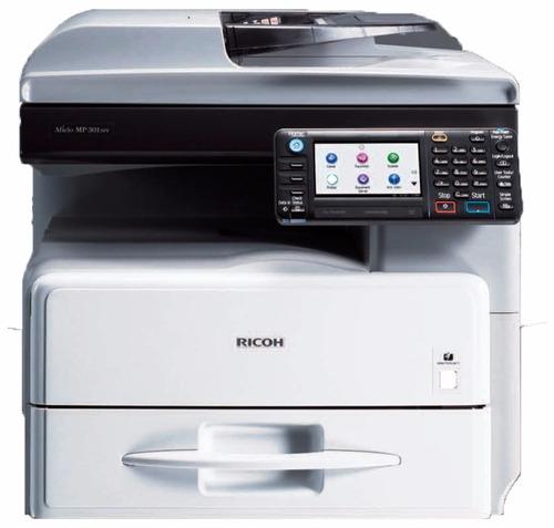 fotocopiadoras ricoh aficio mpc  2551full color laser +imp.