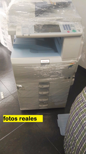 fotocopiadoras ricoh mpc 2051/2551 impresora oferta