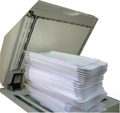 fotocopias baratas, impresiones y escaner a domicilio barata