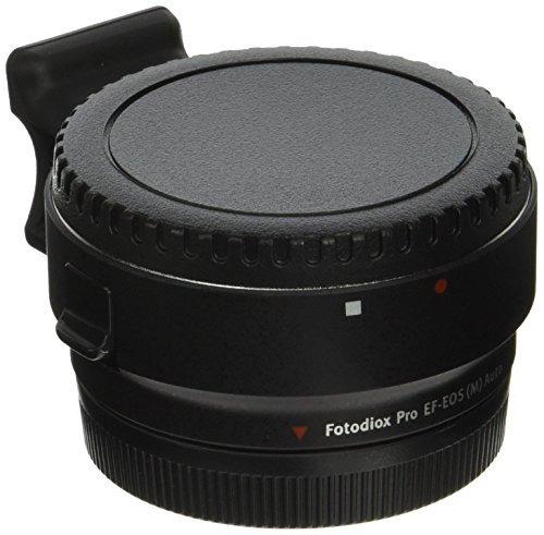fotodiox pro adaptador de autoadaptador de lente - canon eos