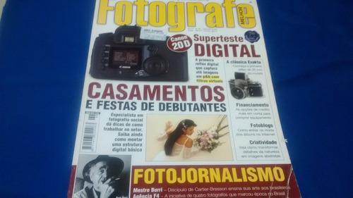 fotografe melhor revista r$ 12,00